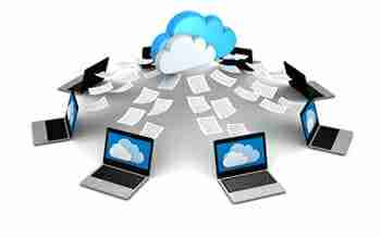 Cloud gathering your data
