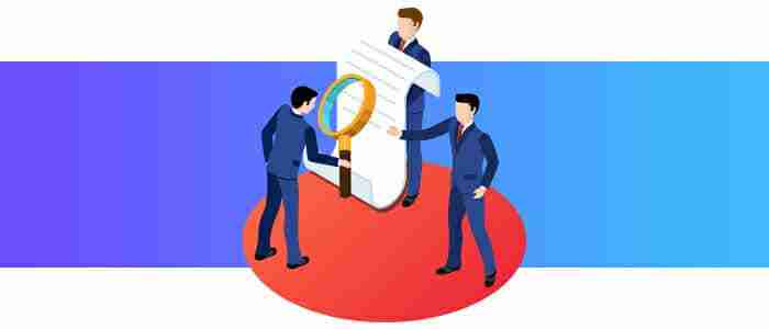 Managing business data